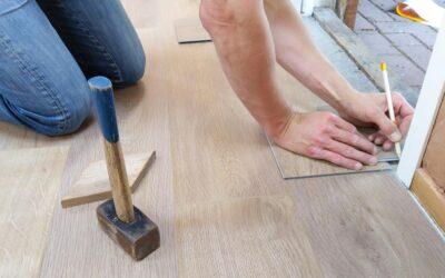 Pianka pod panele podłogowe