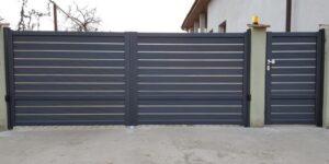 bramy ogrodowe aluminiowe