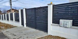 ogrodzenia aluminiowe Zbrosławice